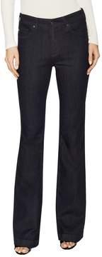 AG Adriano Goldschmied Women's Janis Cotton Flared Jean