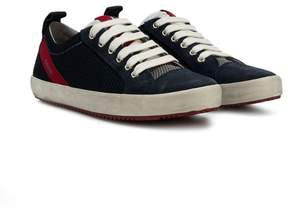 Geox lace-up sneakers