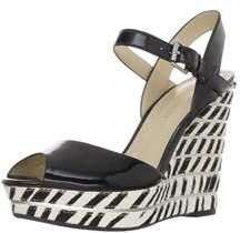 Enzo Angiolini Women's Indulgent Wedge Sandal.