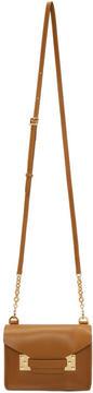 Sophie Hulme Tan Nano Milner Crossbody Bag
