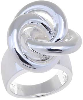 Celtic Sevilla Silver Knot Ring
