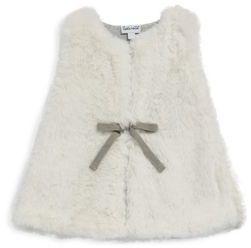 Splendid Baby's Faux Fur Vest