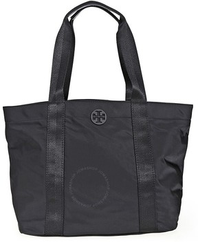 Tory Burch Tory Quinn Large Tote - Black - ONE COLOR - STYLE