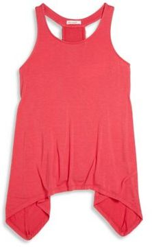 Ella Moss Girl's Leah Sleeveless Knit Top
