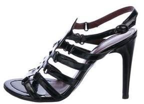 Bottega Veneta Studded Cage Sandals