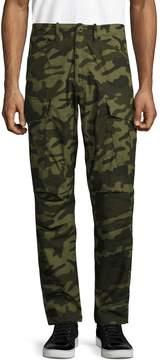 G Star G-Star Men's Recroft Camouflage Cargo Pants