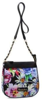 Braccialini Alessandra Floral-Printed Crossbody Bag
