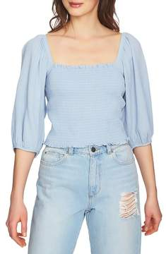 1 STATE 1.STATE Voluminous Sleeve Top