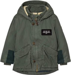 Molo Deep Silver Pine Hewson Jacket