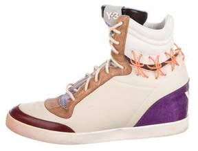Y-3 Summer Nicke Wedge Sneakers