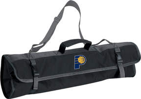 Picnic Time 3-Piece BBQ Tote Indiana Pacers Print