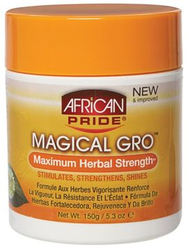 African Pride Maximum Strength Herbal Magical Gro