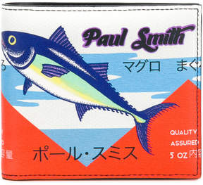 Paul Smith Tuna print wallet