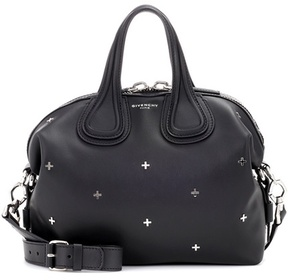 Givenchy Nightingale leather shoulder bag
