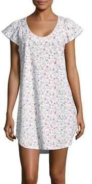 Karen Neuburger Floral Sleep Dress