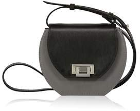 Joanna Maxham Saturday Mini Bag In Grey (nkl).