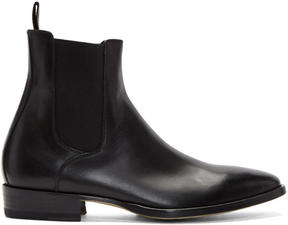 Paul Smith Black Bobby Chelsea Boots