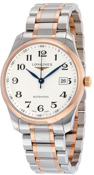 Longines Master Automatic Silver Dial Men's Watch