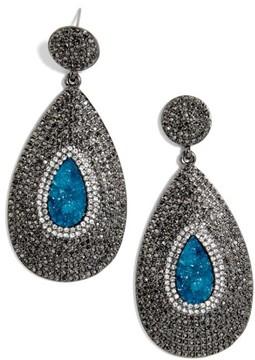 BaubleBar Women's Demetria Drop Earrings