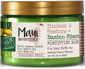 Maui Moisture Thicken & Restore Bamboo Fibers Fortifying Mask