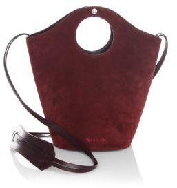 Elizabeth and James Market Leather Shopper Bag