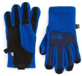 The North Face Boy's Denali Etip Gloves