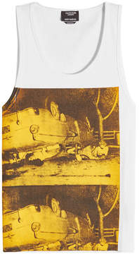 Calvin Klein x Andy Warhol Printed Cotton Tank