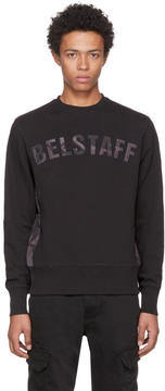 Belstaff Black Sophnet. Edition Grantley Sweatshirt