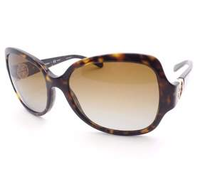 Tory Burch Women's Sunglasses TY7059 57mm Dark Tortoise 1378T5