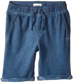 Hudson Pigment Dye Pull-On Shorts in Malibu Blue (Toddler/Little Kids/Big Kids)