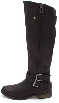 Rampage Womens Hansel Closed Toe Mid-calf Fashion Boots.