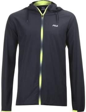 Fila Men's Ombre Hooded Windbreaker Jacket