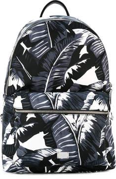 Dolce & Gabbana Hawaiian print backpack
