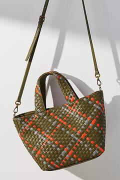 Deux Lux Cara Woven Mini Tote Bag