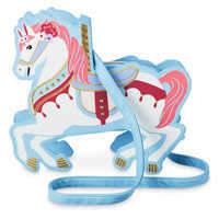 Disney King Arthur Carrousel Horse Crossbody Bag