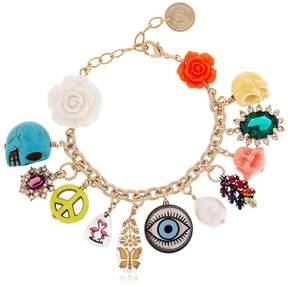 Anton Heunis Pandora's Box Charm Bracelet