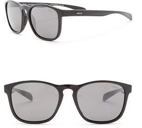 Revo Hansen Polarized 55mm Square Sunglasses