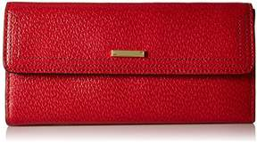 Lodis Stephanie Under Lock and Key Checkbook Clutch Wallet