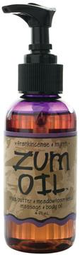 Indigo Wild Frankincense & Myrrh Massage Oil by 4oz Oil)
