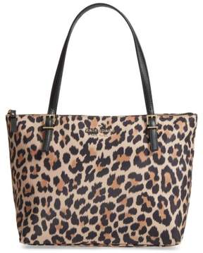 Kate Spade New York Watson Lane Small Maya Nylon Tote - Brown