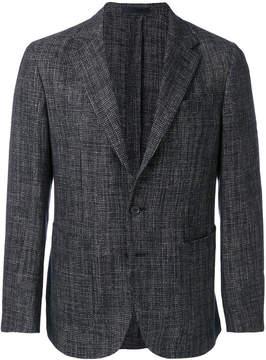 Caruso tonal suit jacket