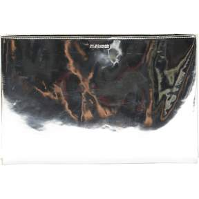 Jil Sander Leather clutch bag