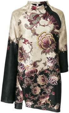 Antonio Marras asymmetric printed jacket