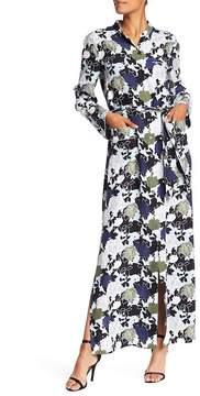 Equipment Britten Silk Maxi Dress