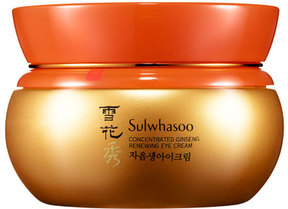 Sulwhasoo Concentrated Ginseng Renewing Eye Cream, 25 mL
