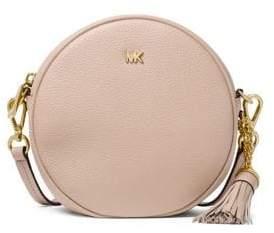 MICHAEL Michael Kors Medium Leather Canteen Crossbody Bag