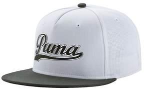 Puma Script Snapback Golf Cap 2016