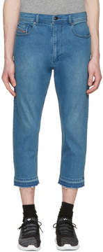 Diesel Blue D-Brad Jeans