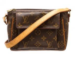 Louis Vuitton Viva Cité cloth crossbody bag - BROWN - STYLE