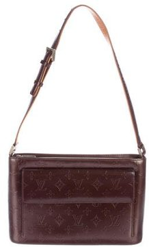 Louis Vuitton Monogram Mat Alston Bag